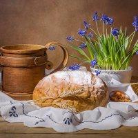С хлебом и квасом :: Светлана Л.