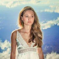 витающая в облаках :: Тася Тыжфотографиня