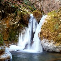 водопад :: нурба кунихов