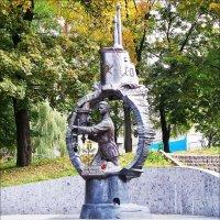 Памятник А. И. Маринеско. :: Валерия Комова