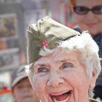 Не стареют душой ветераны :: Elena Ignatova