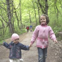 сестрички на прогулке :: Мария Климова