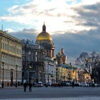 Вечер в Петербурге :: Андрей Козов