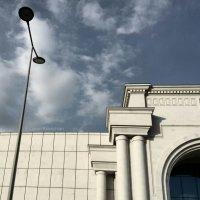 Из серии: Архитектура Еревана :: Levon Kiurkchian
