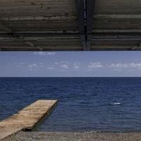 Крымский пляж, город Судак. :: Igor Polezharov