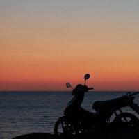 Закат для молодого путешественника. :: Igor Polezharov