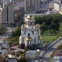 Екатеринбург. Храм на Крови :: Надежда Середа