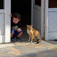 Что там, за дверью?... :: Виктор Льготин