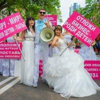 Свадебный парад 2015, Краснодар :: Анна Хрипачева