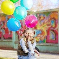 Воздушное настроение :: Мария Минакова