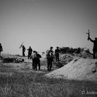 Постановка Киркенеского сражения :: Алексей Васильев