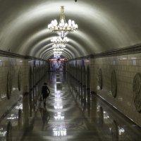 Станция метро Алматы :: Evgeniy Akhmatov