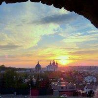 Смоленск, май, закат. :: Игорь