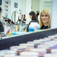 в школе макияжа :: Алёна Козлова