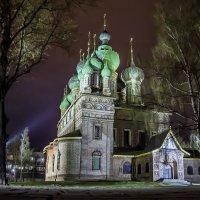 Храм Ионанна Предтечи в Ярославле :: Марина Назарова