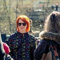 Девушка с рыжими волосами :: Сергей Черепанов