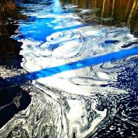 Вода и пена :: Геннадий Рублёв