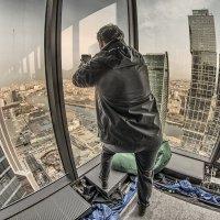 Я видел город с высоты. Пускай не с птичьего полёта. :: Ирина Данилова