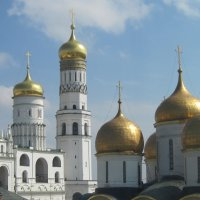Золото куполов :: Маера Урусова