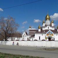 храм Георгия Победоносца, г.Орск :: Юлия Мошкова