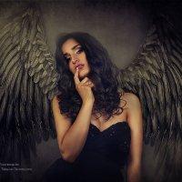 Черный Ангел :: Юлия Решетникова