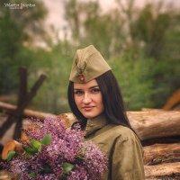Фотосессия, посвященная дню победы :: Валерия Ступина