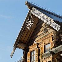 Малые Корелы - музей деревянного зодчества :: Ирина Коваленко