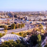 Вид на город :: Евгений Гизатулин