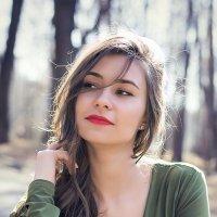 Девушка :: Mila Svetoch
