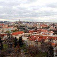 Вид на Прагу :: Лариса Корженевская