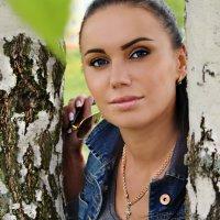 За белыми березами :: Yana Odintsova