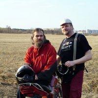 Две бороды :: Виктор Бондаренко