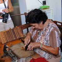 Рождение кубинской сигары.. :: Виктор Льготин
