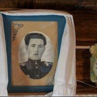Портрет в деревенской избе :: Наталия Григорьева