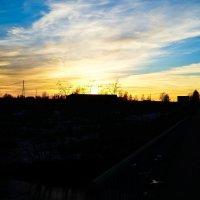 небо :: Виктория Виноградова