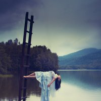 между небом иземлей :: Татьяна Бикетова