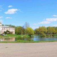 Главный ботанический сад. :: Oleg4618 Шутченко