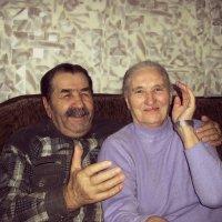Дорогие мои старики :: Юлия Шаталова