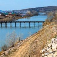 Мост через Агидель :: Любовь Потеряхина