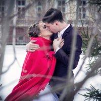Катя и Илья :: Яна Попова