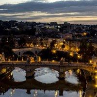 evening in the Eternal City :: Dmitry Ozersky