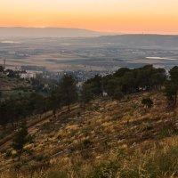 Вид с Гиватки на долину :: Aaron Gershon