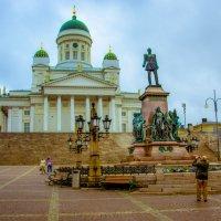 Памятник Александру II :: Лёша