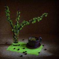 кофе весенний.. :: зоя полянская