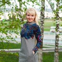 Девушка-весна :: Евгений Андронов