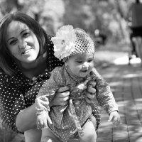 Верочка с мамой :: Аnastasiya levandovskaya