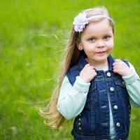 Маленькая принцесса :: Юлия Мамонтова