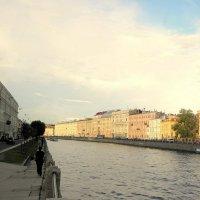 На Фонтанке. Петербург. :: Елена