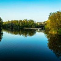 Река :: Виктор Олейников