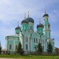 Церковь Димитрия Солунского :: герасим свистоплясов